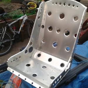 Bomber Seat 3/4